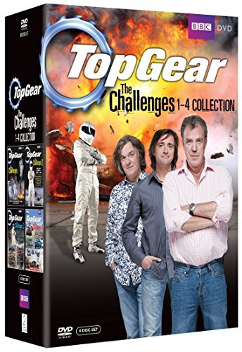 Top Gear - The Challenges: Volumes 1-4