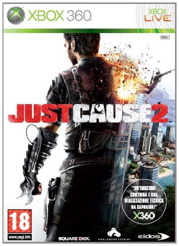 GIOCO X360 JUST CAUSE 2