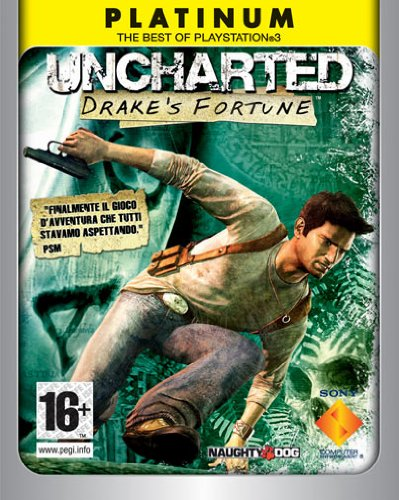 GIOCO PS3 UNCHARTED 1 DRAKE'S FORTUNE