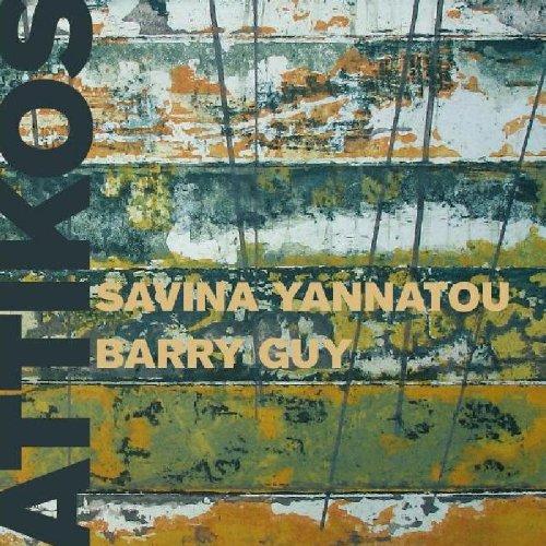 Barry Guy - Attikos