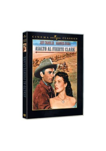 War Arrow (1953) - Official Universal Region 2 PAL release, plays in English without subtitles