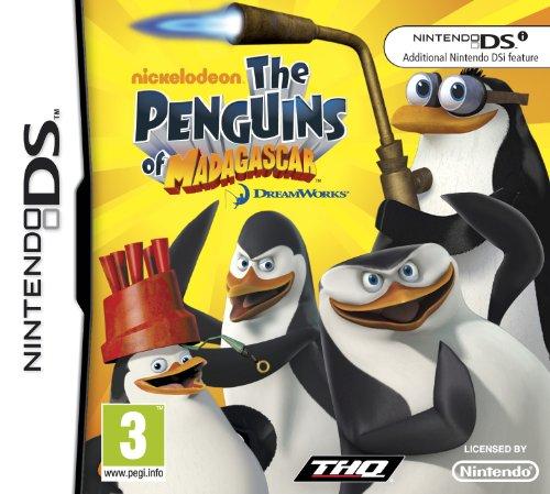 Penguins of Madagascar (Nintendo DS)