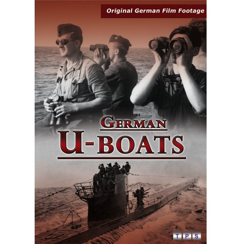 German-U-Boats-DVD-CD-SYVG-FREE-Shipping