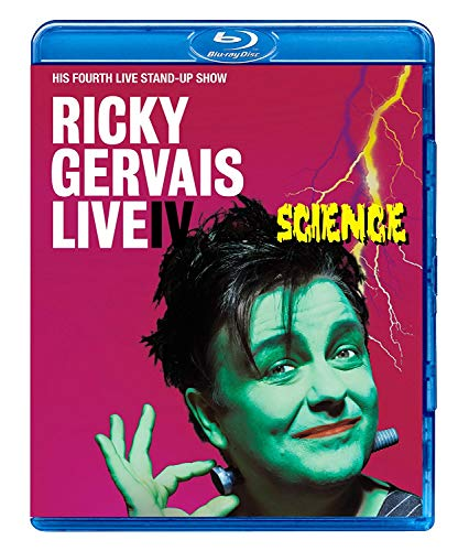 Ricky Gervais: Live 4 - Science