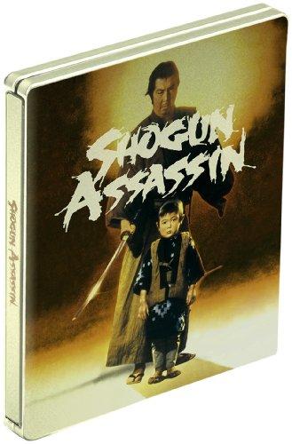 Shogun Assassin (Dual Format) Limited Edition Steelbook