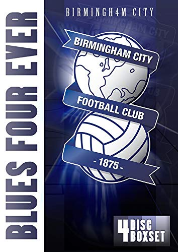 Birmingham City - Official Definitive Collection