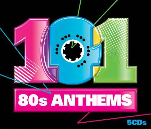 101 80s Anthems