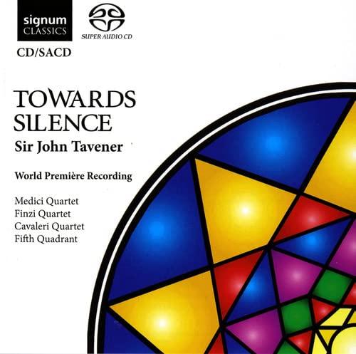 Court Lane Quartet - Tavener: Towards Silence