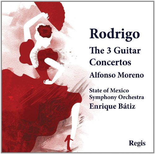 Alfonso Moreno - Rodrigo Guitar Concertos