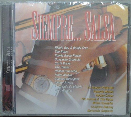 Various Artists - Siempre Salsa