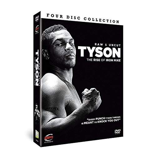 Tyson: Raw and Uncut - The Rise of Iron Mike (4-Disc Collection)