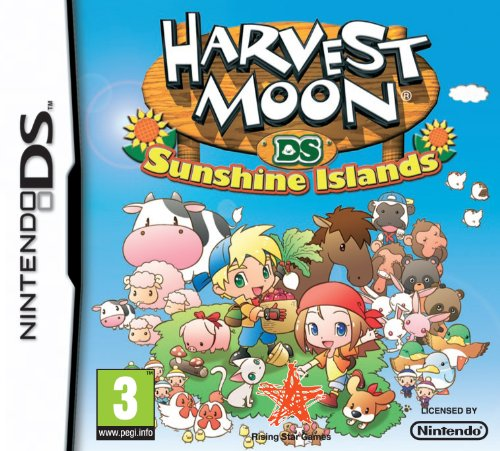 Harvest Moon 3 - Sunshine Islands (Nintendo DS)