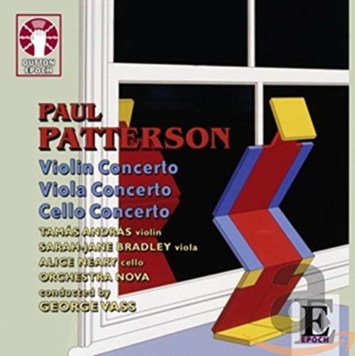 Patterson, Paul - Concertos By Patterson, Paul