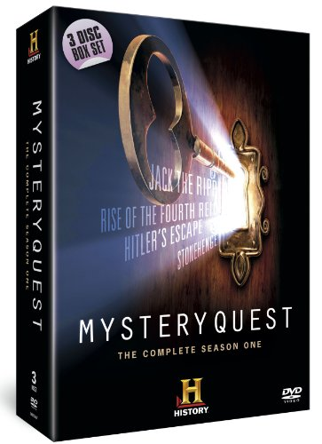 Mystery Quest (3-Disc Box Set)