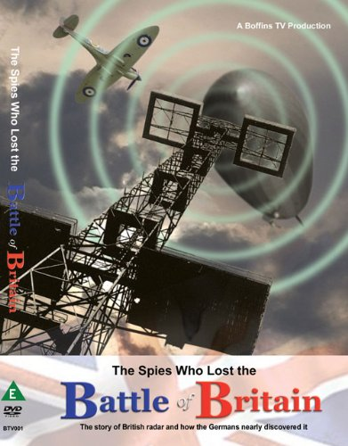 The Spies Who Lost the Battle of Britain (DVD 2010)