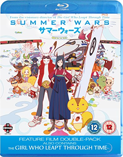 Summer Wars/The Girl Who Leapt Through Time