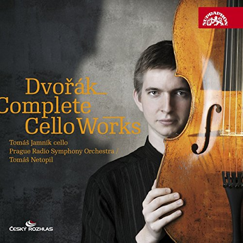 Prague Radio Symphony Orchestra - Dvorak - Complete Cello Works
