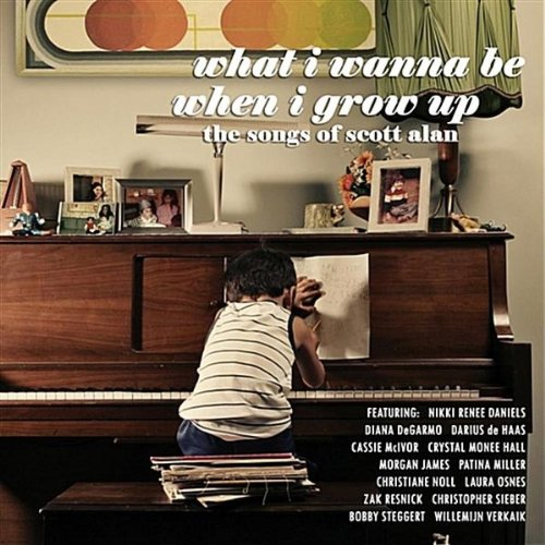 Various Artists - What I Wanna Be When I Grow Up / Various By Various Artists