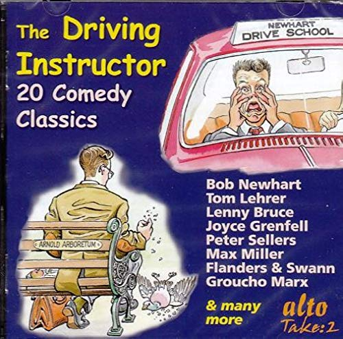 Various - The Driving Instructor/20 Comedy Classics