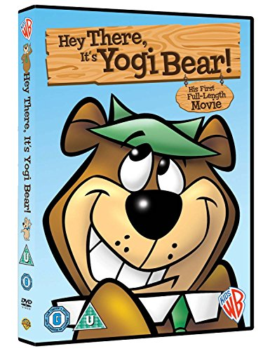 Hey-There-It-039-s-Yogi-Bear-DVD-1964-CD-S6VG-FREE-Shipping