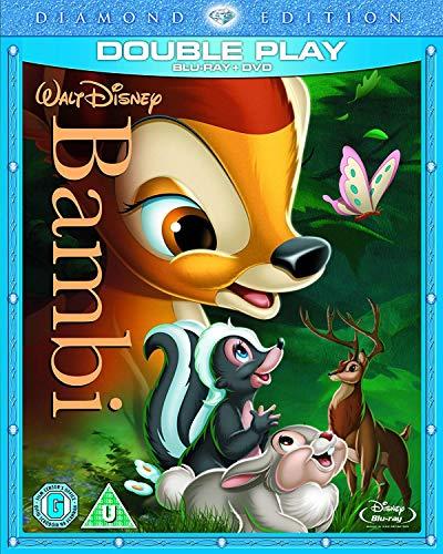 Bambi - Diamond Edition Double Play (Blu-ray + DVD)