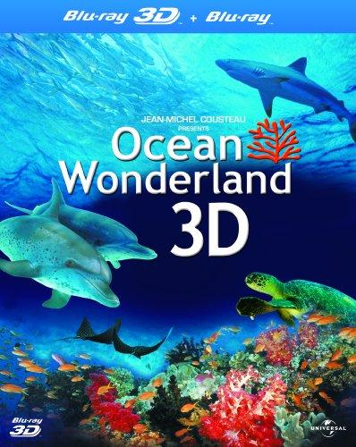 Ocean Wonderland - (Blu-ray 3D + Blu-ray)