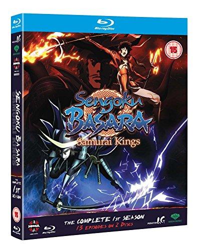 Sengoku Basara - Samurai Kings: Complete Series 1
