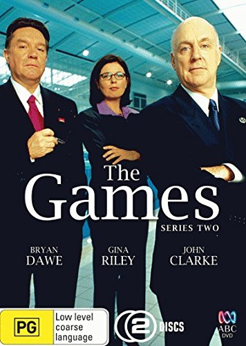 The Games Series 2 (Region 4 DVD)