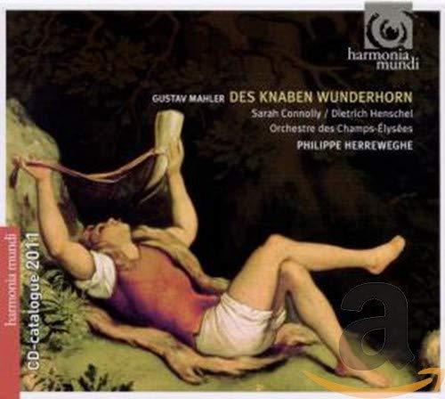 Orchestre des Champs-Elysees - Mahler: Des Knaben Wunderhorn (Sarah Connolly, Dietrich Henschel, Orc By Orchestre des Champs-Elysees