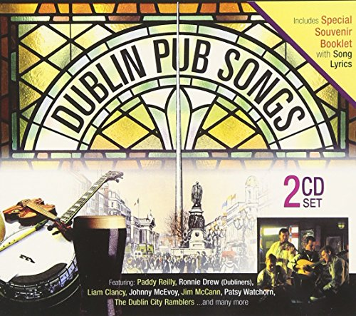 Various Artists - Dublin Pub Songs By Various Artists