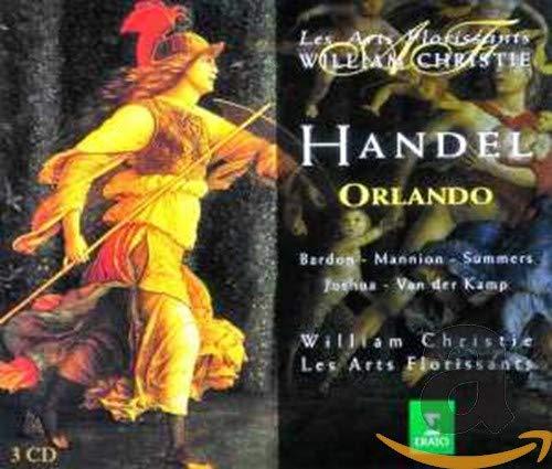 Handel : Orlando