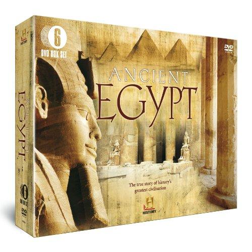 Ancient-Egypt-6-Disc-Box-Set-DVD-CD-W6VG-FREE-Shipping