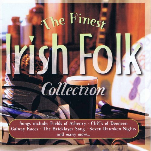 Various - Finest Irish Folk Collection By Various
