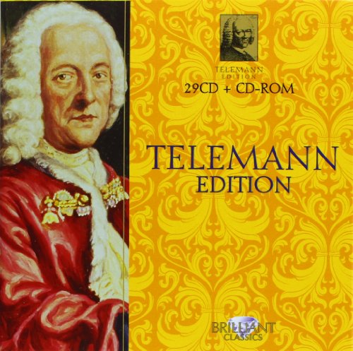 Various Artists - Telemann Edition By Various Artists