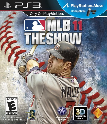 Ps3 - Mlb 11: The Show / Game