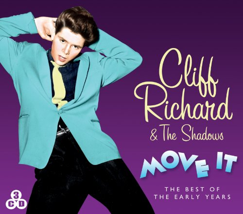 Cliff Richard - Move It - The Best Of The Early Years