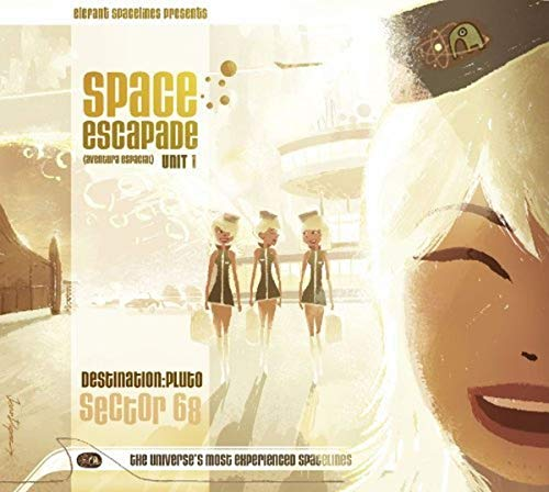 Various - Space Escapade: Aventura Espacial Unit 1 By Various