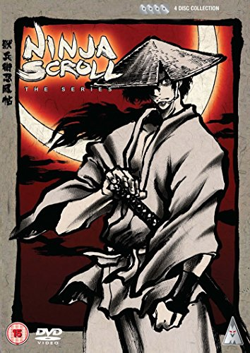 Ninja Scroll Collection