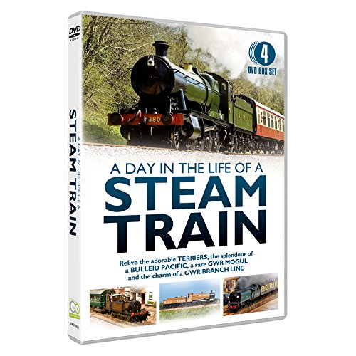 A Day in the Life of a Steam Train