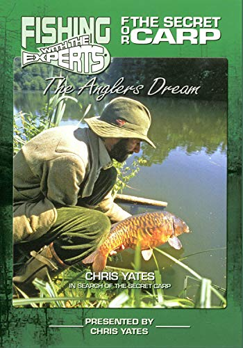 Fishing With the Experts: The Secret Carp