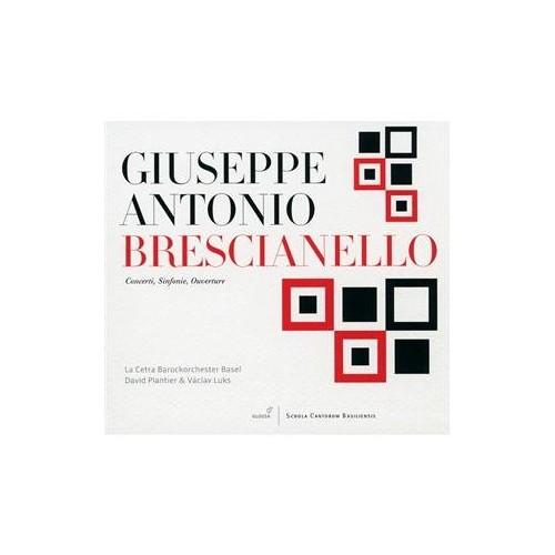 La Cetra Barockorchester Basel - Brescianello: Concerti, Sinfonie, Ouverture By La Cetra Barockorchester Basel