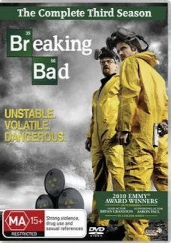 Breaking Bad - The Complete Third Season