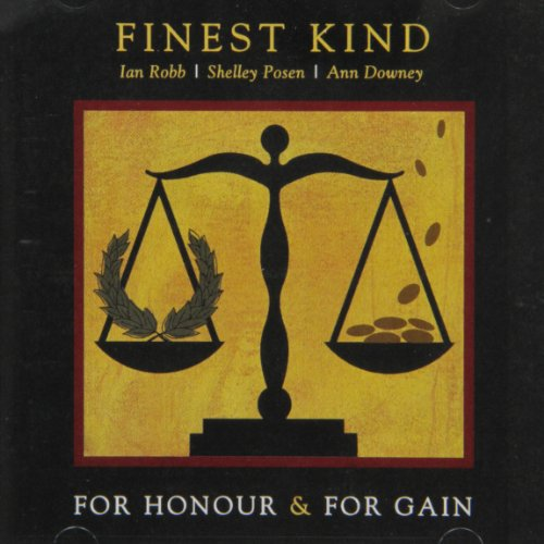 Finest Kind - For Honour & for Gain By Finest Kind