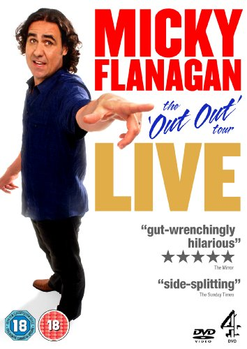 Micky Flanagan: The Out Out Tour - Live