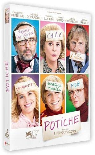 Potiche-DVD-CD-9OVG-FREE-Shipping