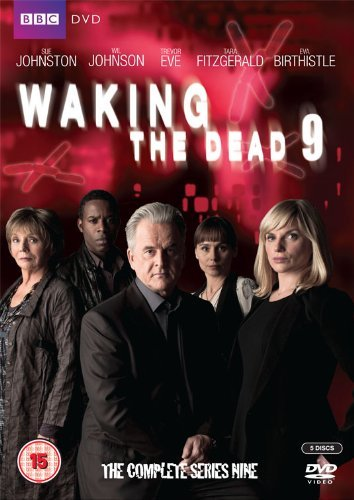 Waking-the-Dead-Series-9-DVD-CD-86VG-FREE-Shipping