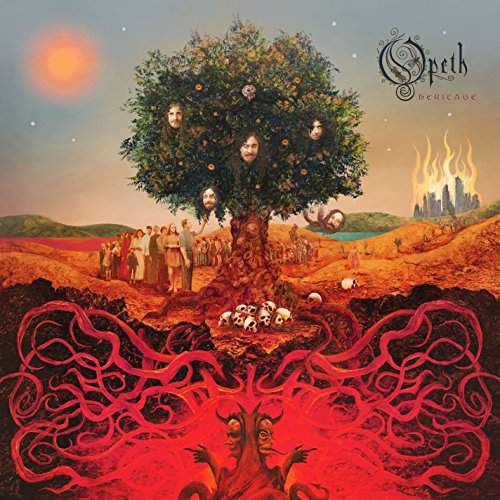 Opeth - Heritage By Opeth