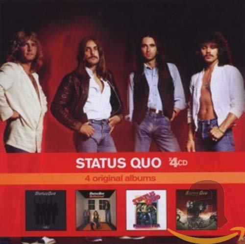 Status Quo - X4 Status Quo -New.. By Status Quo