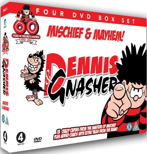 Dennis & Gnasher Mischief & Mayhem