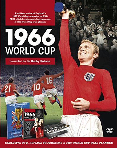 1966 World Cup DVD and Replica Programme